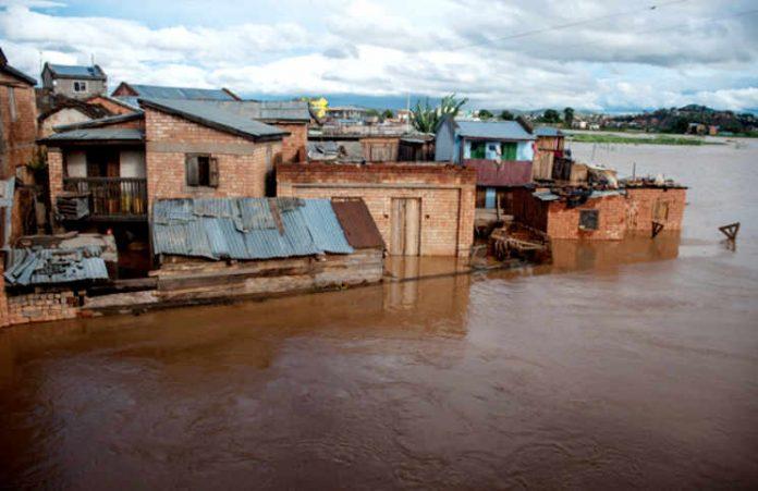 Plus de 4000 sinistrés dans la région Analamanga