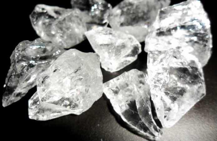 Deuxième affaire cristal