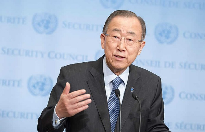 Le Secrétaire général des Nations Unies dénonce…